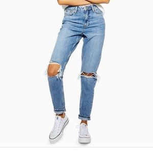 Top shop Mom Jeans